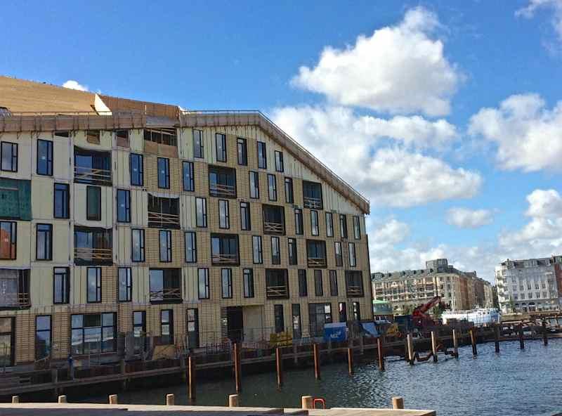 Tiden er ikke til dyre adresser midt i København