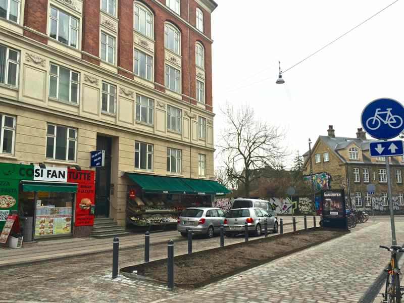 rystede på latin institutioner København