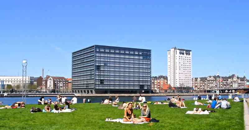 Ny bolig i København