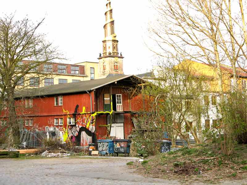 Christianshavn i November
